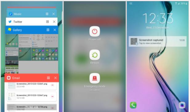android 6.0 trên galaxy s6