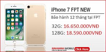 iphone 7 FPT chính hãng