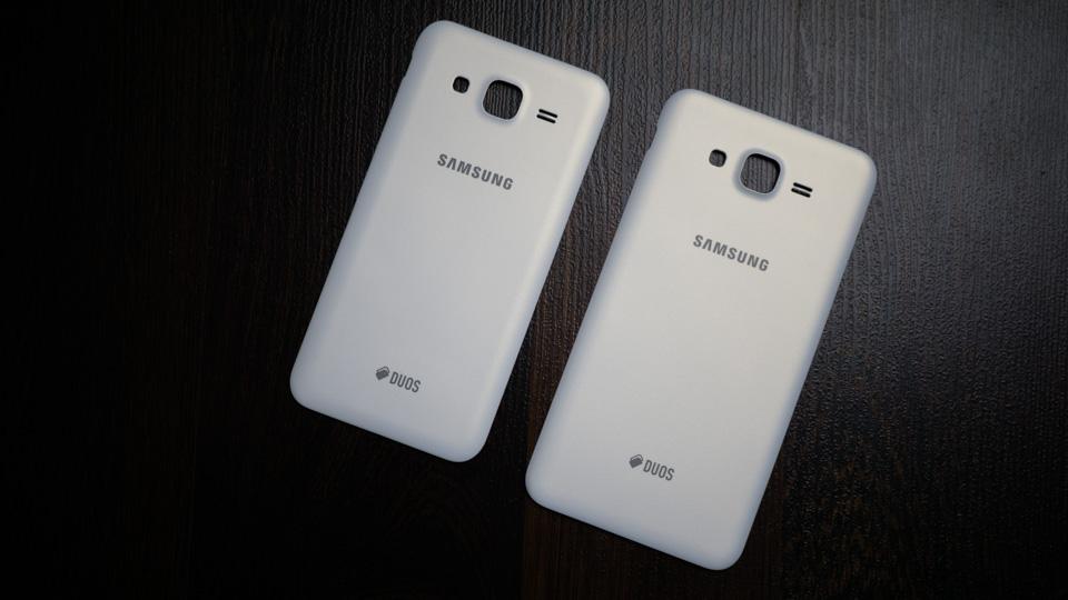 Galaxy J5 vs J7