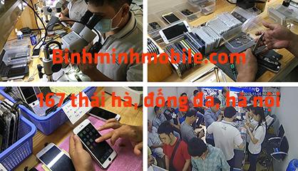 Bình minh Mobile - dịch vụ bảo hành số 1