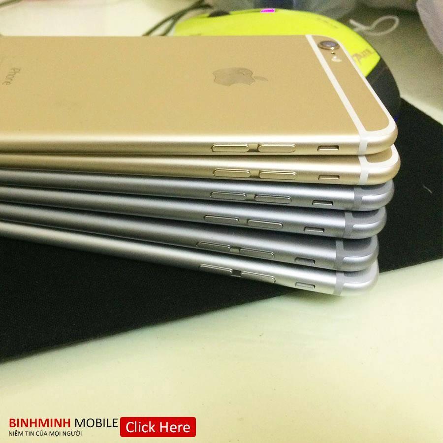 Kiểm tra hình thức iphone