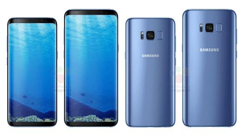 galaxy s8, s8 plus