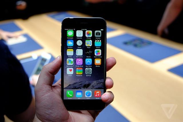 Ép kính Iphone 6 giá rẻ tại Hà Nội