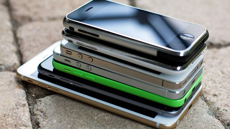 những mẫu iphone