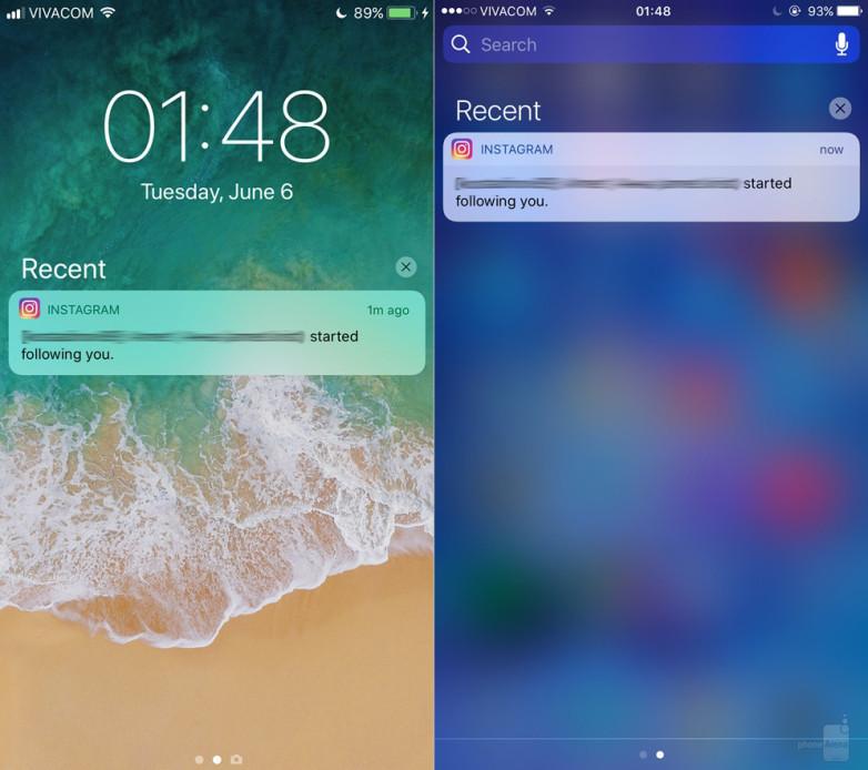 cải tiến trên iOS 11