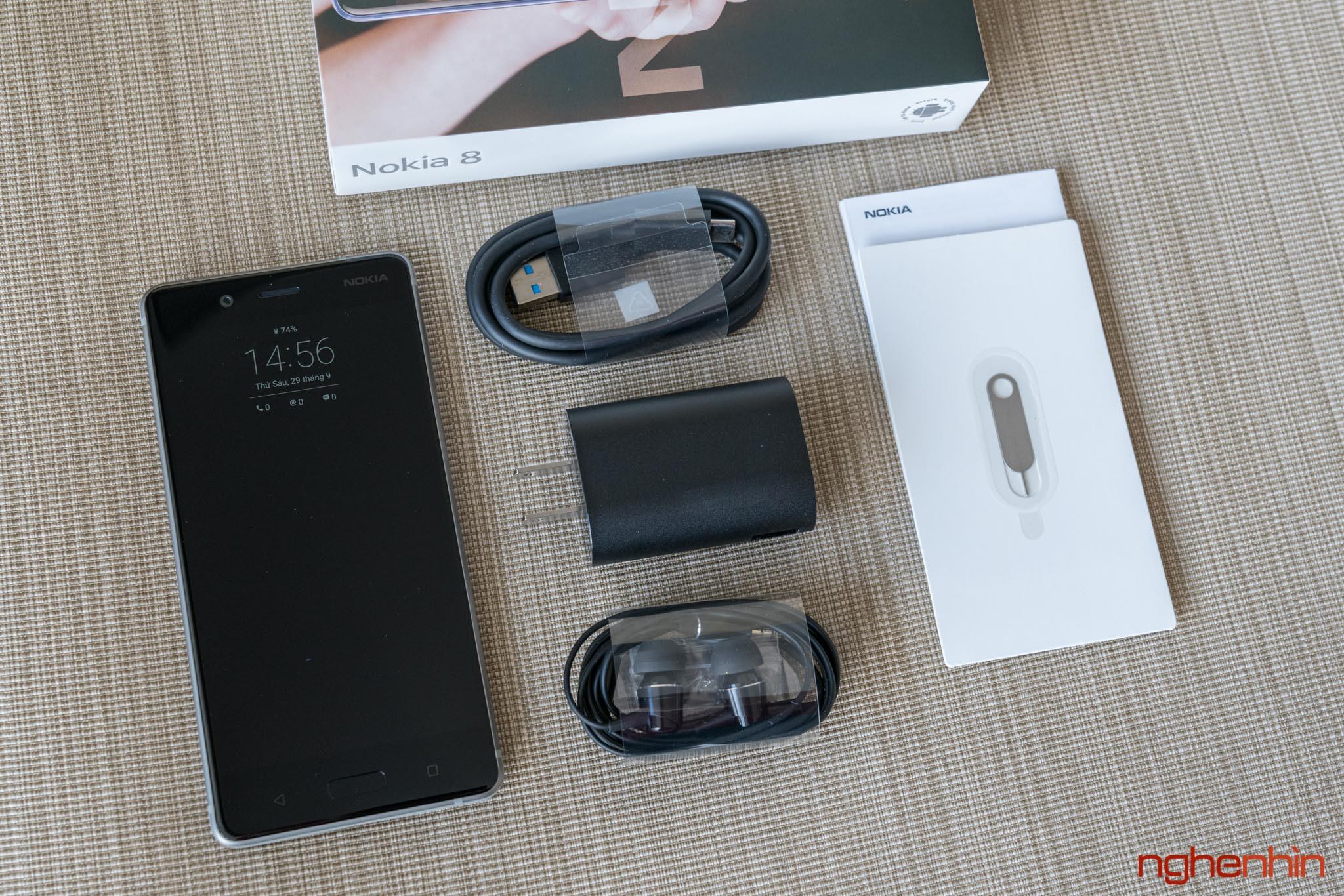 Nokia 8 chính hãng