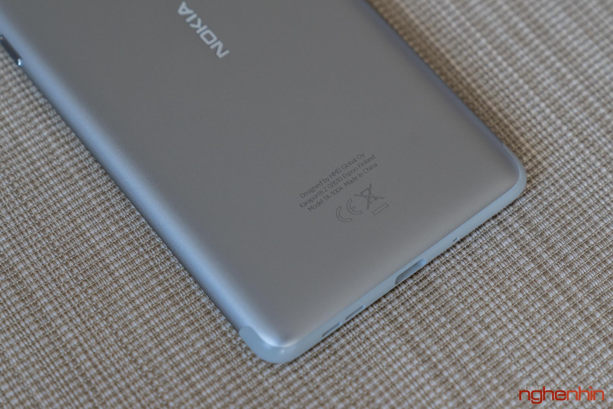 Mở hộp Nokia 8 chính hãng: hoàn thiện cao cấp, camera kép ống kính Zeiss ảnh 11