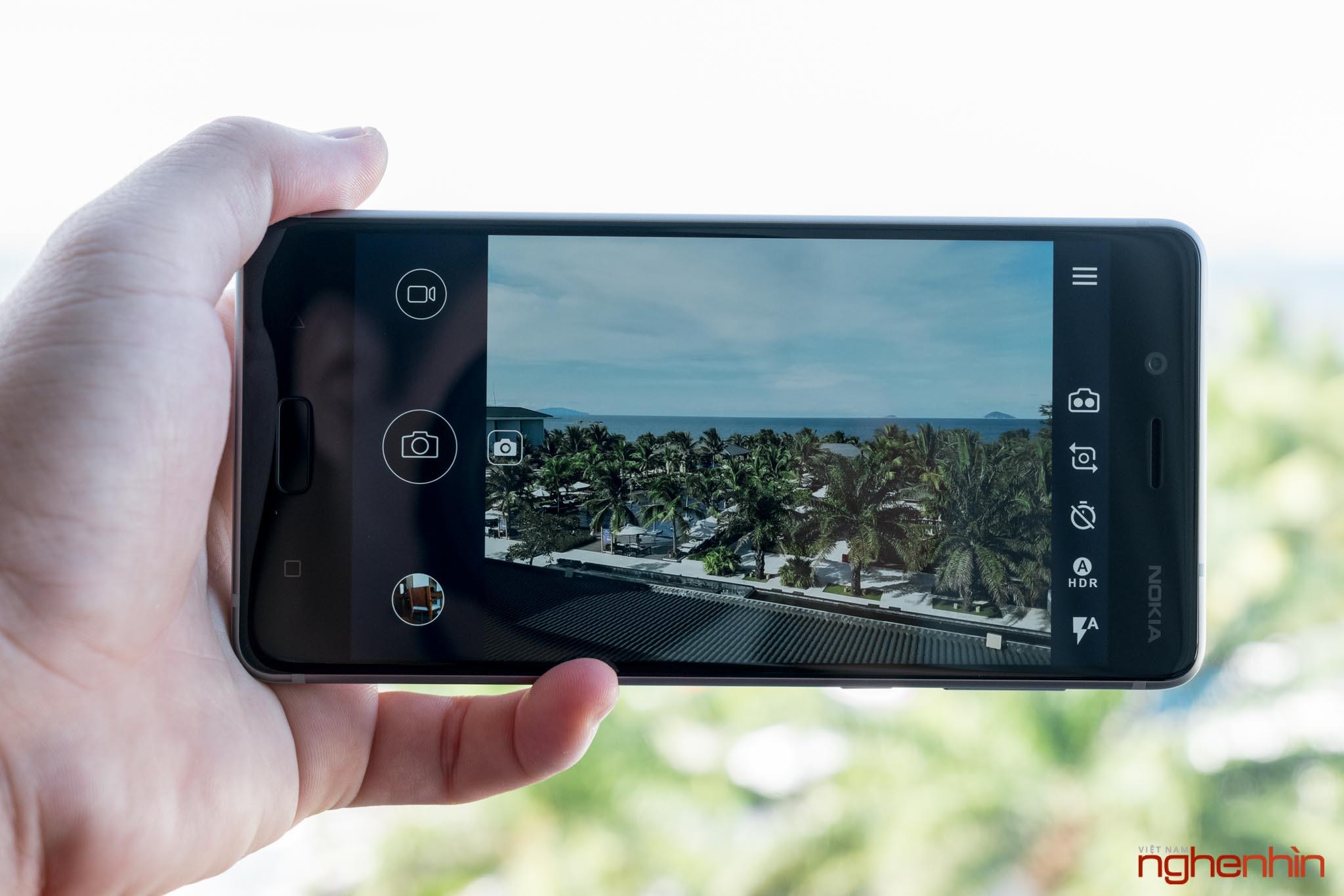 Mở hộp Nokia 8 chính hãng: hoàn thiện cao cấp, camera kép ống kính Zeiss ảnh 17