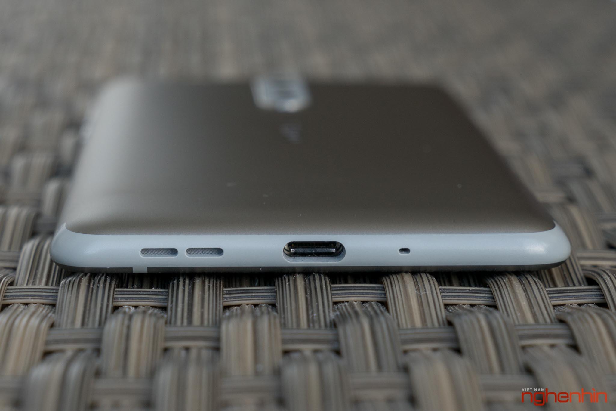 Mở hộp Nokia 8 chính hãng: hoàn thiện cao cấp, camera kép ống kính Zeiss ảnh 5