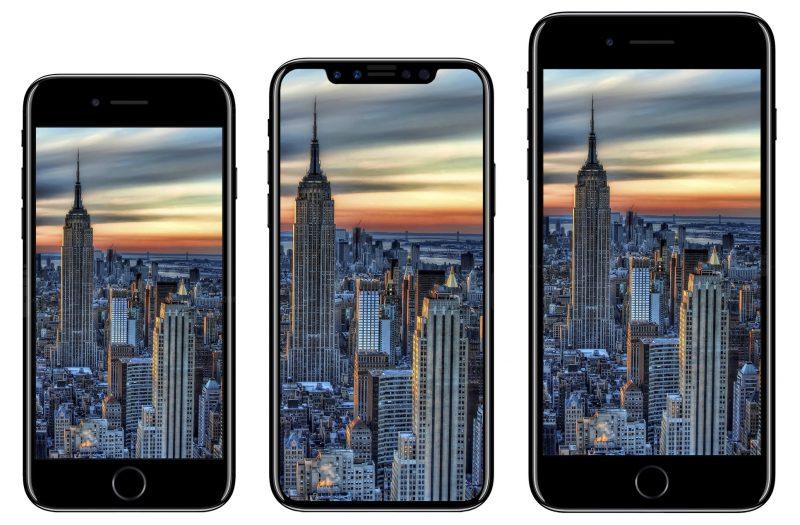 đánh giá tổng quan về iphone 8 sắp ra mắt