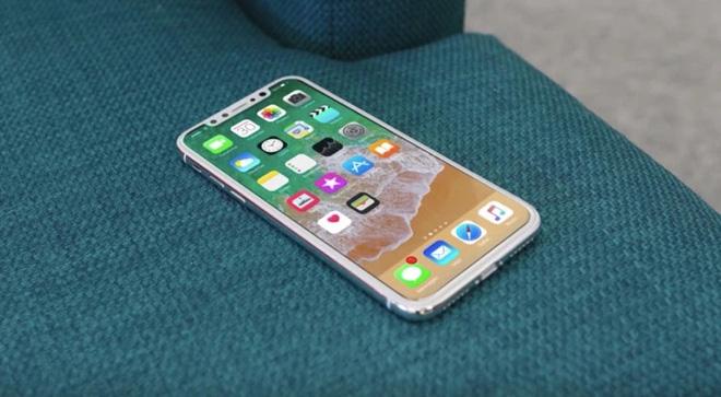 iphone 8 màn hình oled