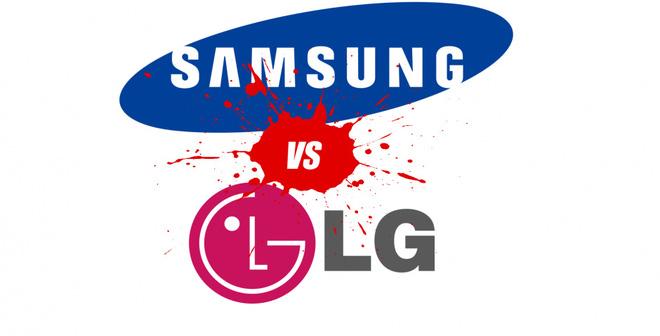 LG và Samsung