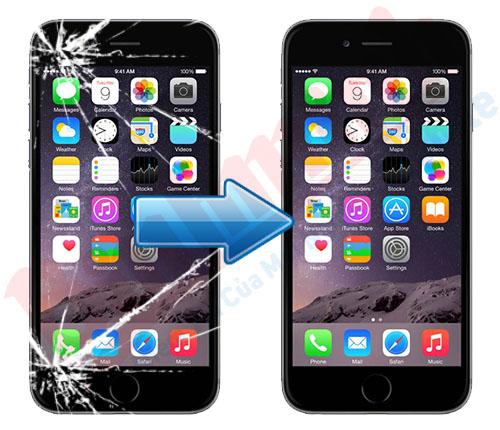 ép kính iPhone 8/8 Plus