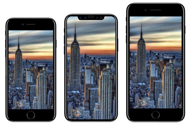 apple đang gặp khó khăn với iphone 8