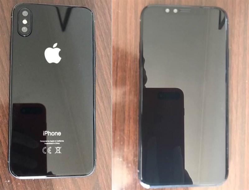 iPhone 8 lộ ảnh thực tế