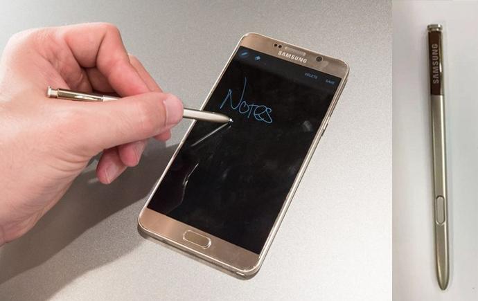 Thỏa sức sáng tạo với trên Galaxy Note 5 với bút S Pen của Samsung bạn sẽ có cảm giác viết như viết bút thật.