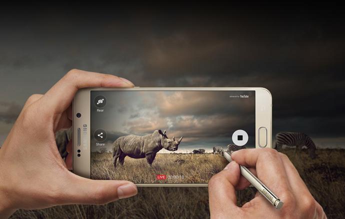 Camera 16 MP với OIS cho khả năng chụp ảnh xuất sắc, thiết bị có thể khởi động nhanh trong 0.7s