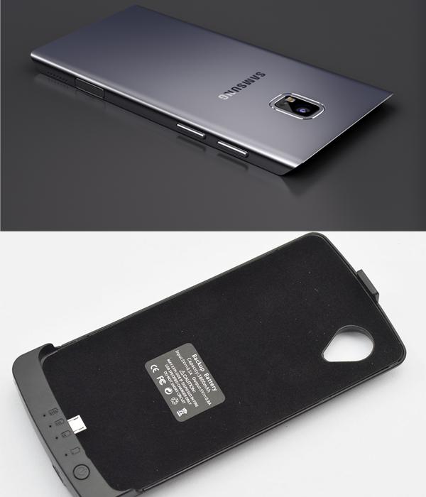 pin của Samsung galaxy s7 edge và LG G5