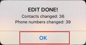 sửa lỗi iphone không hiển thị tên người gọi đến