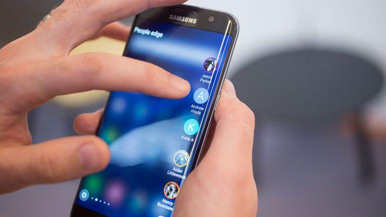 Sửa lỗi cảm ứng Samsung Galaxy S7/S7 Edge