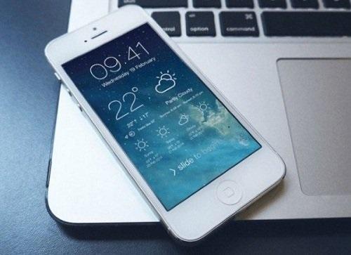 Sửa lỗi iphone bị đơ cảm ứng
