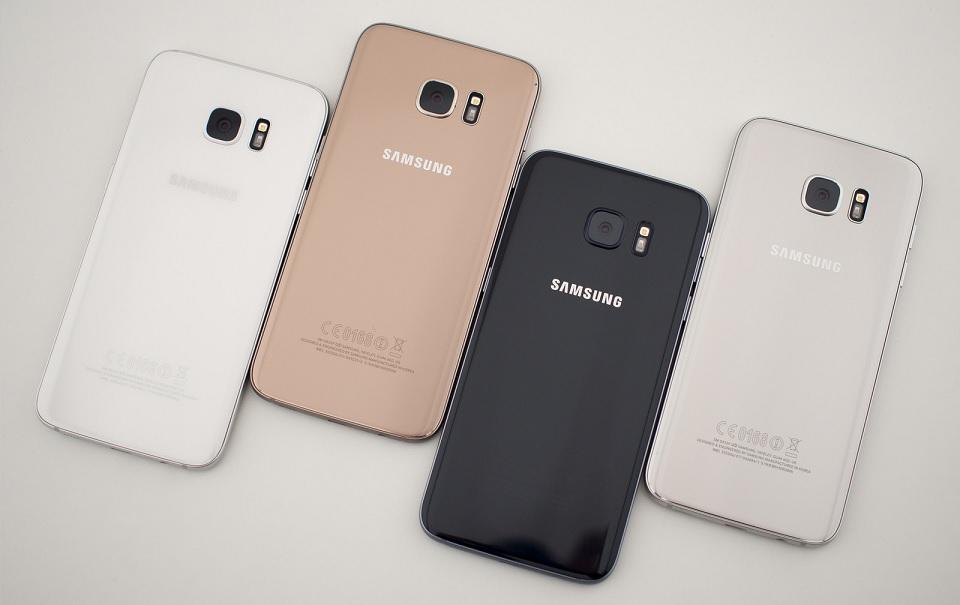 Thay nắp lưng Samsung S7 Edge chính hãng