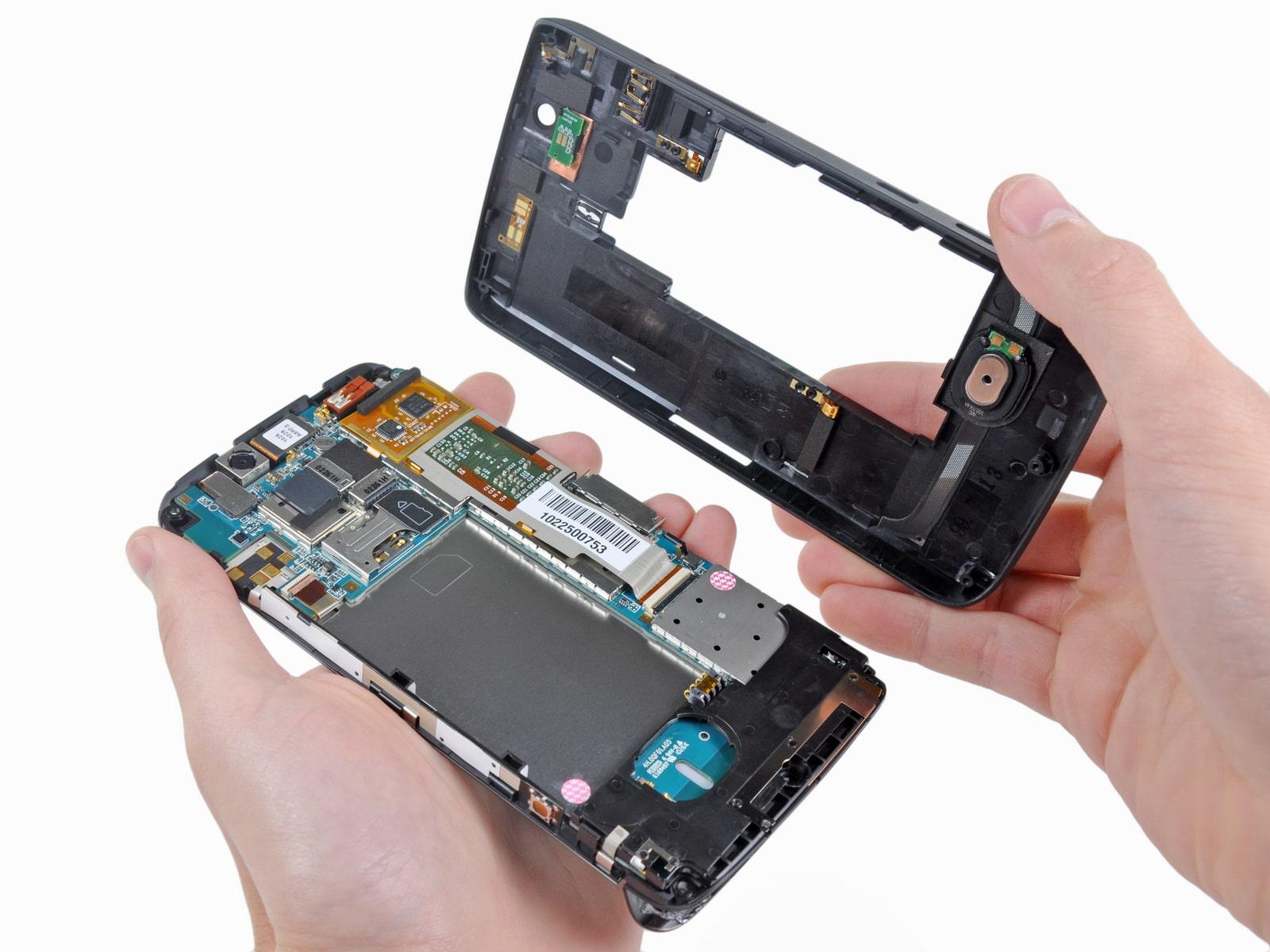 sửa chữa điện thoại tại bình minh mobile