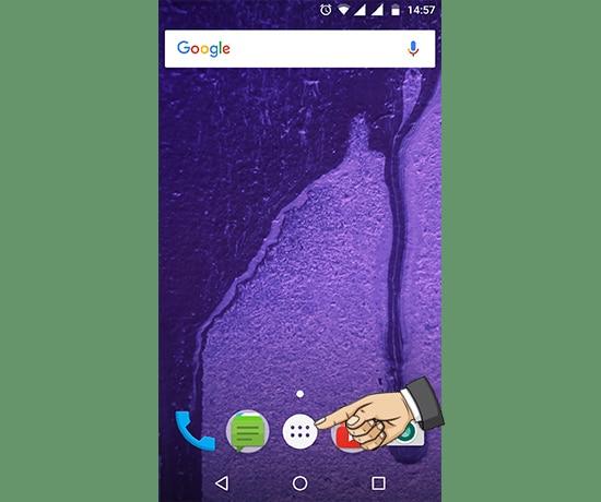 Hướng dẫn tắt lớp phủ màn hình của Samsung 01