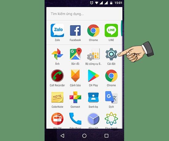 Hướng dẫn tắt lớp phủ màn hình của Samsung 02