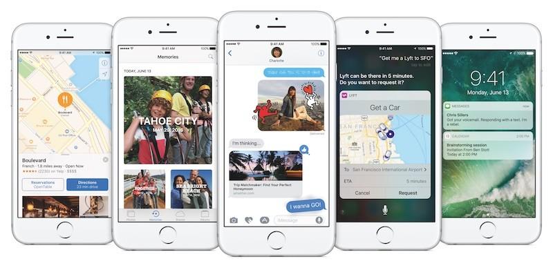 Hình ảnh : iOS đang ngày càng được hoàn thiện hơn về bảo mật