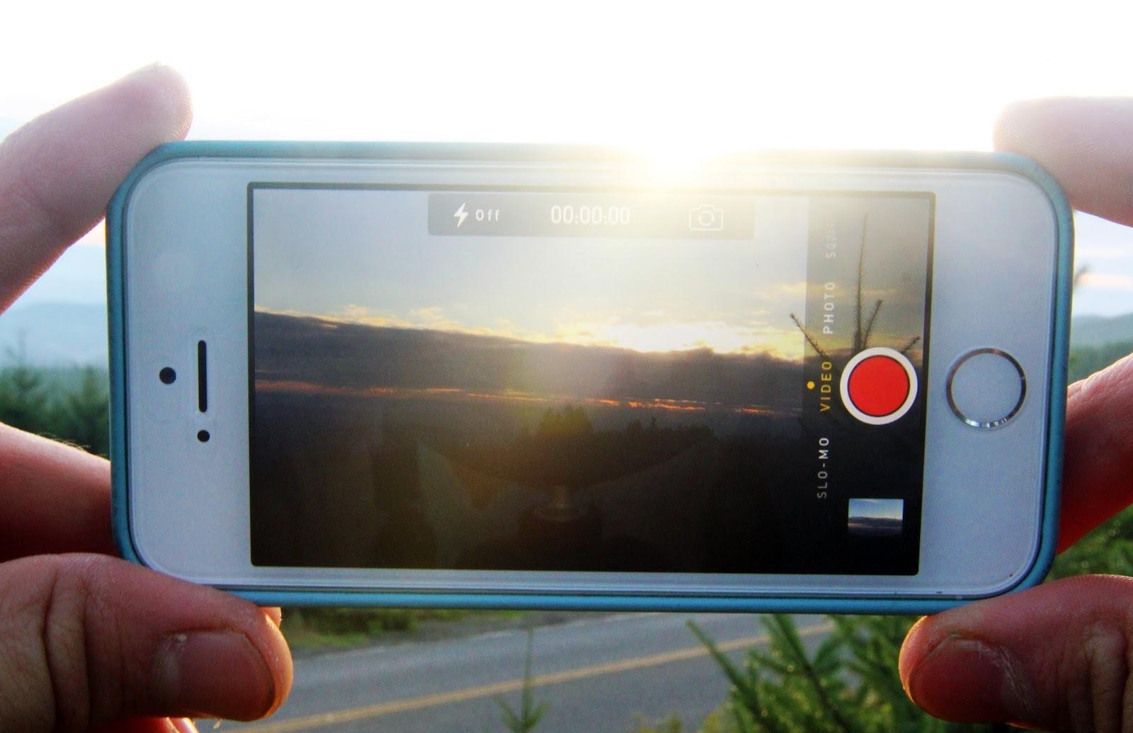 Camera iPhone chụp ảnh chất lượng kém