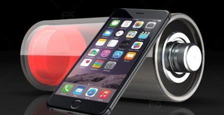 Chống chai pin điện thoại iPhone