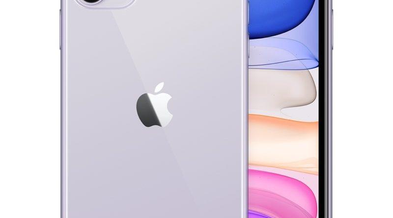 iPhone 11 màu tím