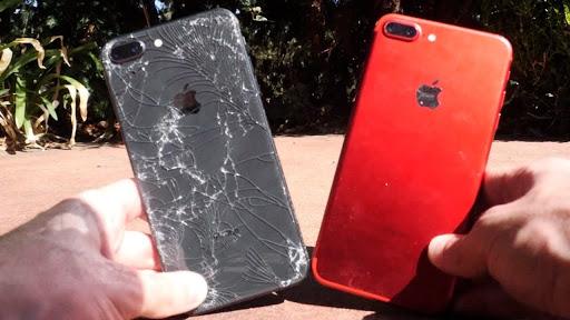 iPhone 8 Plus vỡ mặt kính