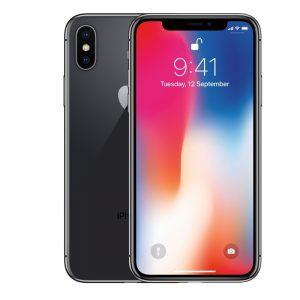 iPhone X màu đen