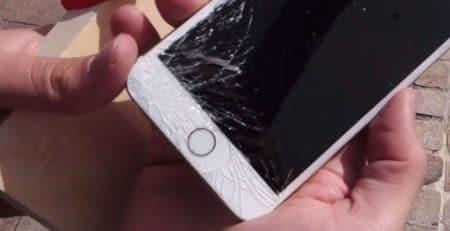 Màn hình iPhone 8 Plus bị hỏng