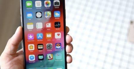 Màn hình điện thoại iPhone XS