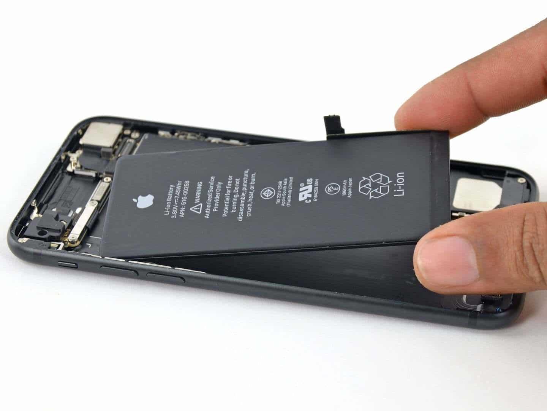 Pin điện thoại iPhone