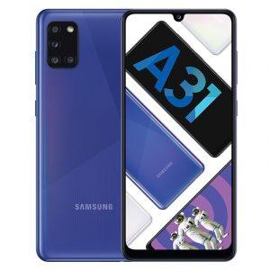 Samsung Galaxy A31 màu xanh
