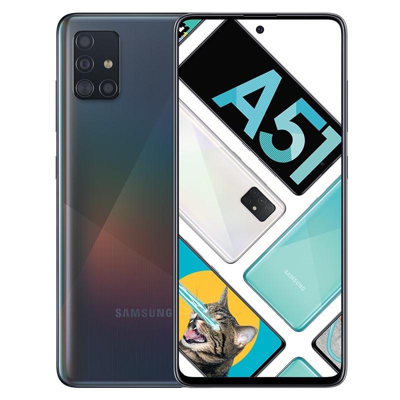 Samsung Galaxy A51 màu đen