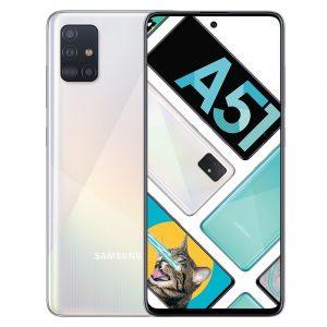 Samsung Galaxy A51 màu trắng