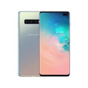 Samsung Galaxy S10 Plus màu bạc
