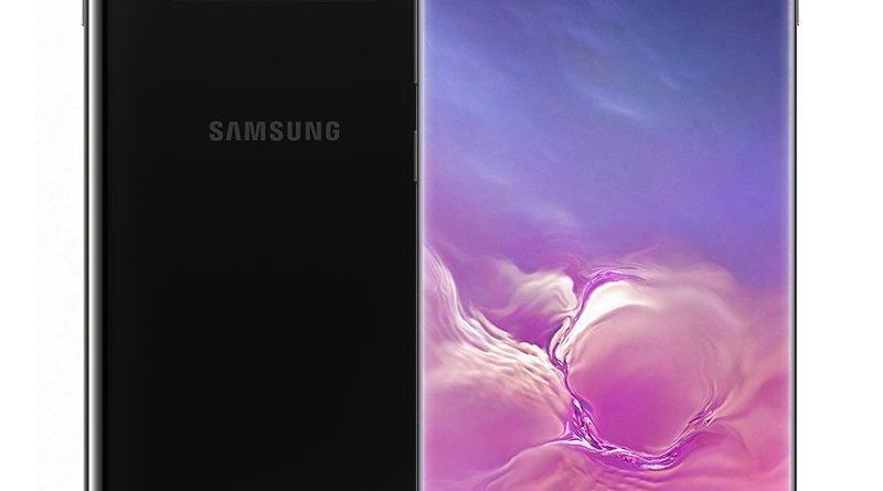 Samsung Galaxy S10 Plus màu đen