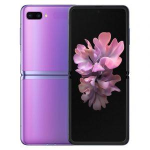 Samsung Galaxy Z Flip màu tím