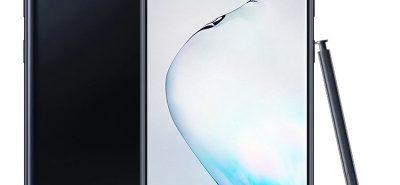 Samsung Note 10 lite màu đen