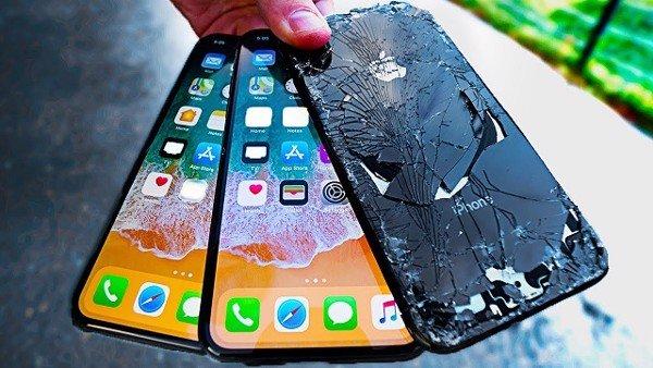 Thay màn hình điện thoại