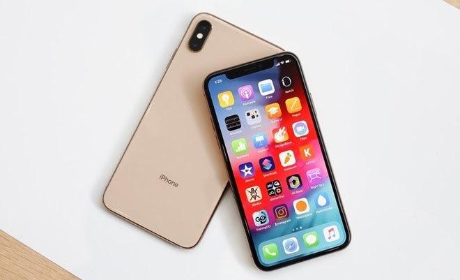 Ép kính điện thoại iPhone XS MAX
