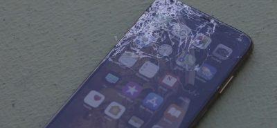 Màn hình iPhone bị hỏng