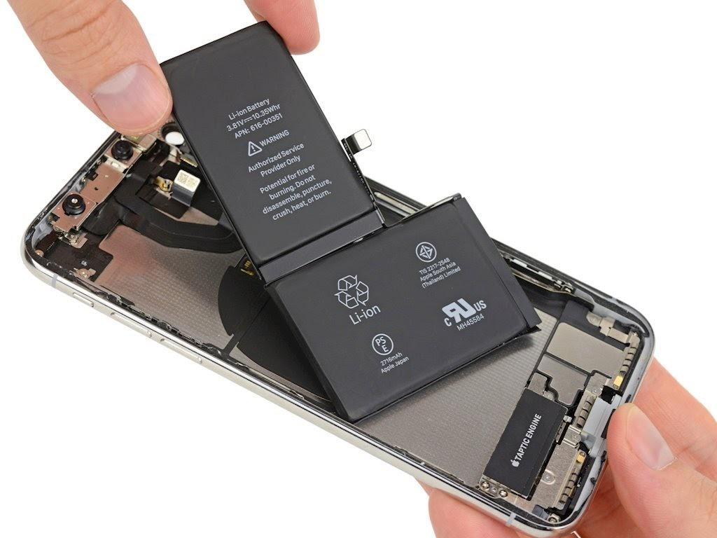Pin điện thoại iPhone 11