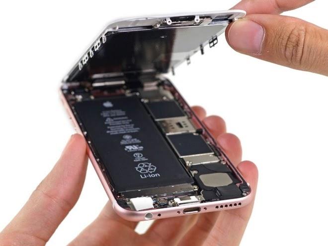 Thay pin điện thoại iPhone 9